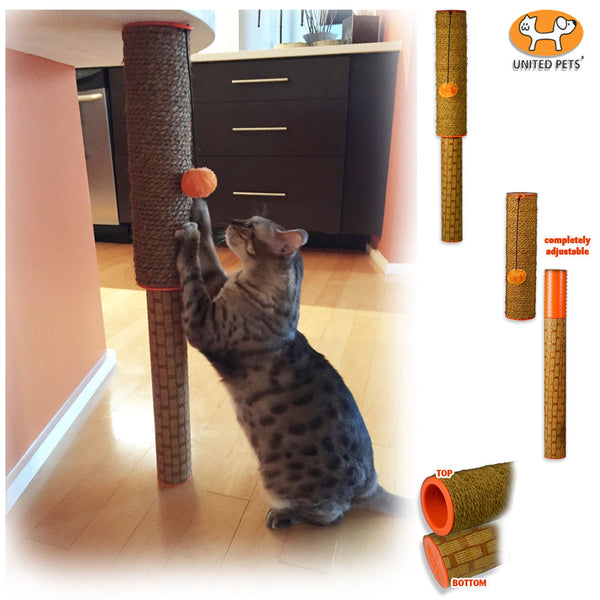 United Pets Cat Pole | Peticular