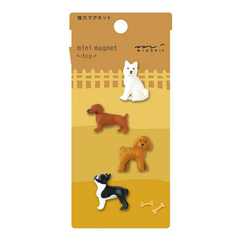 Living & Dining Mini Magnets | Dog | Peticular