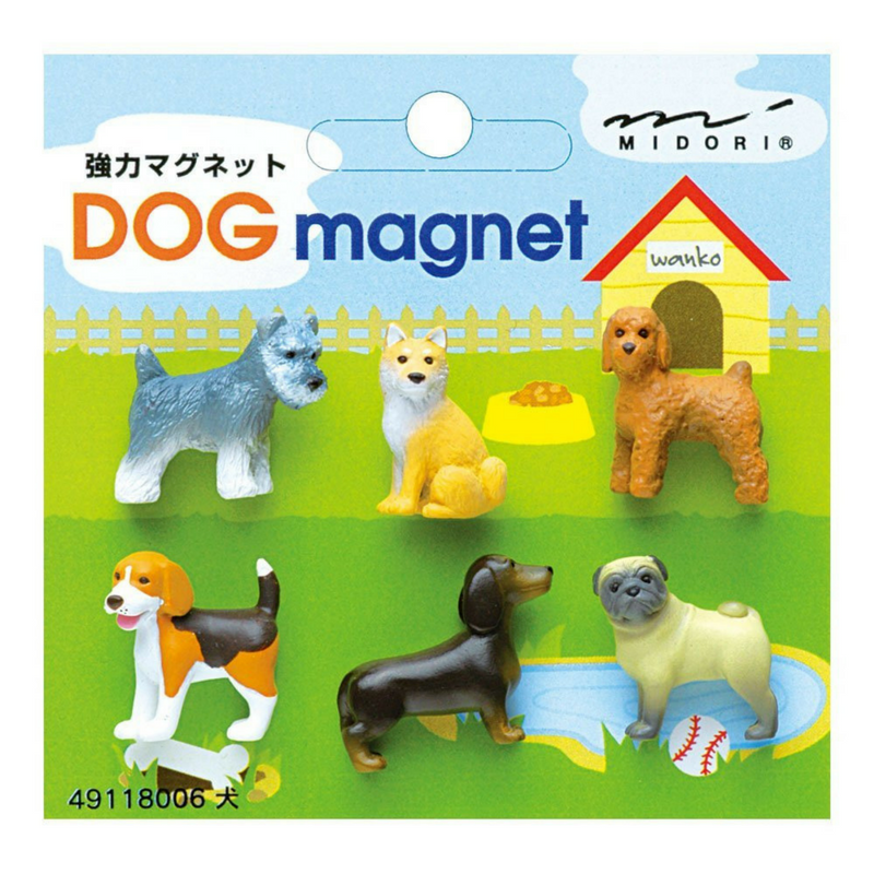 Living & Dining Magnets | Dog | Peticular