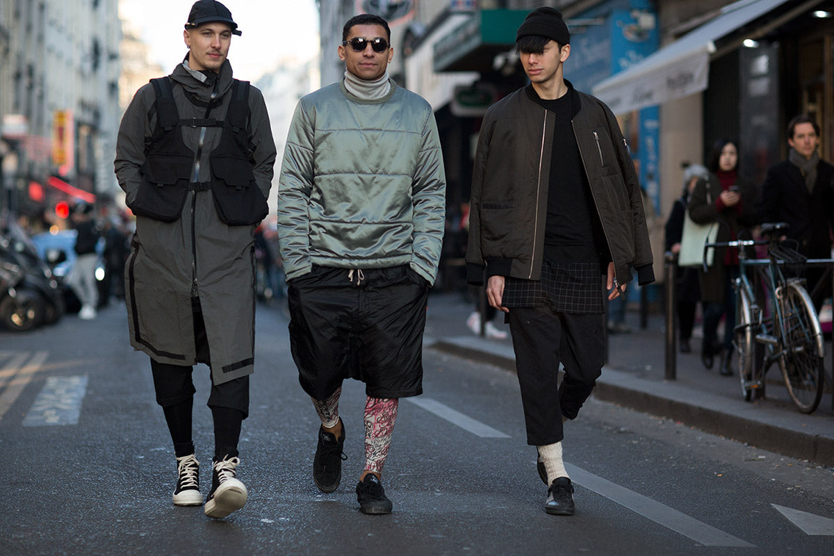 Streetwear On The Streets Paris Fashion Week Ff16 Underated