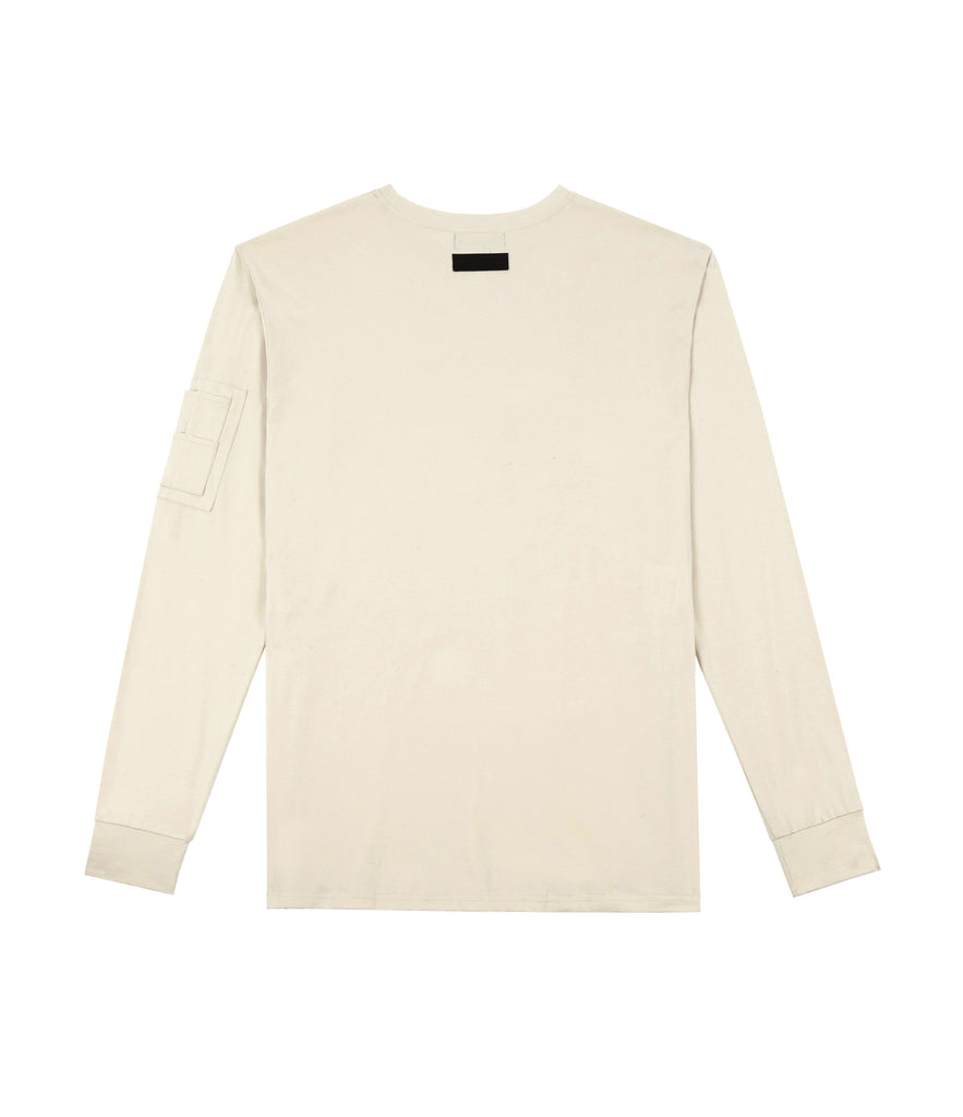 LS303 Utility Long-Sleeve Tee - Desert Sand - UNDERATED