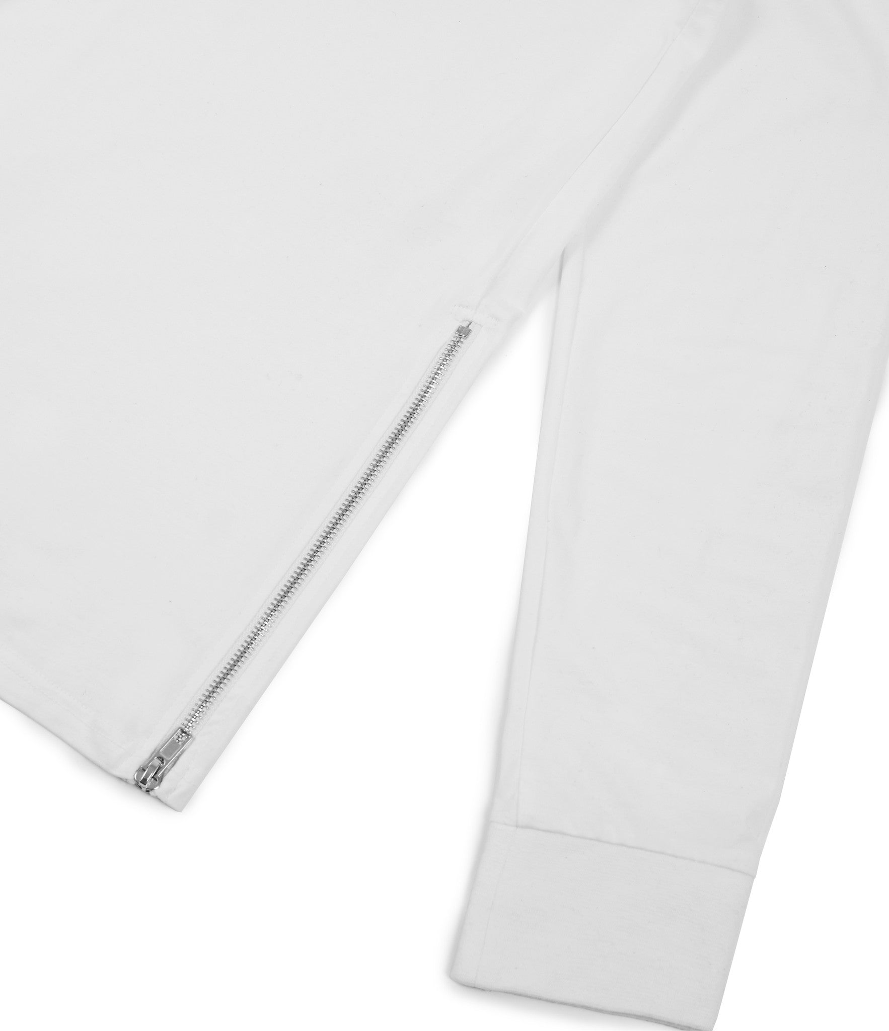 LS303 Utility Long-Sleeve Tee - White - underated london - underatedco - 2