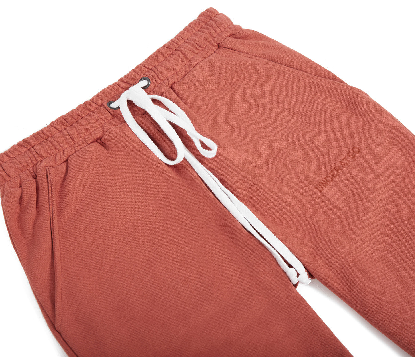 TR355 Essential Joggers - Rust - underated london - underatedco - 5