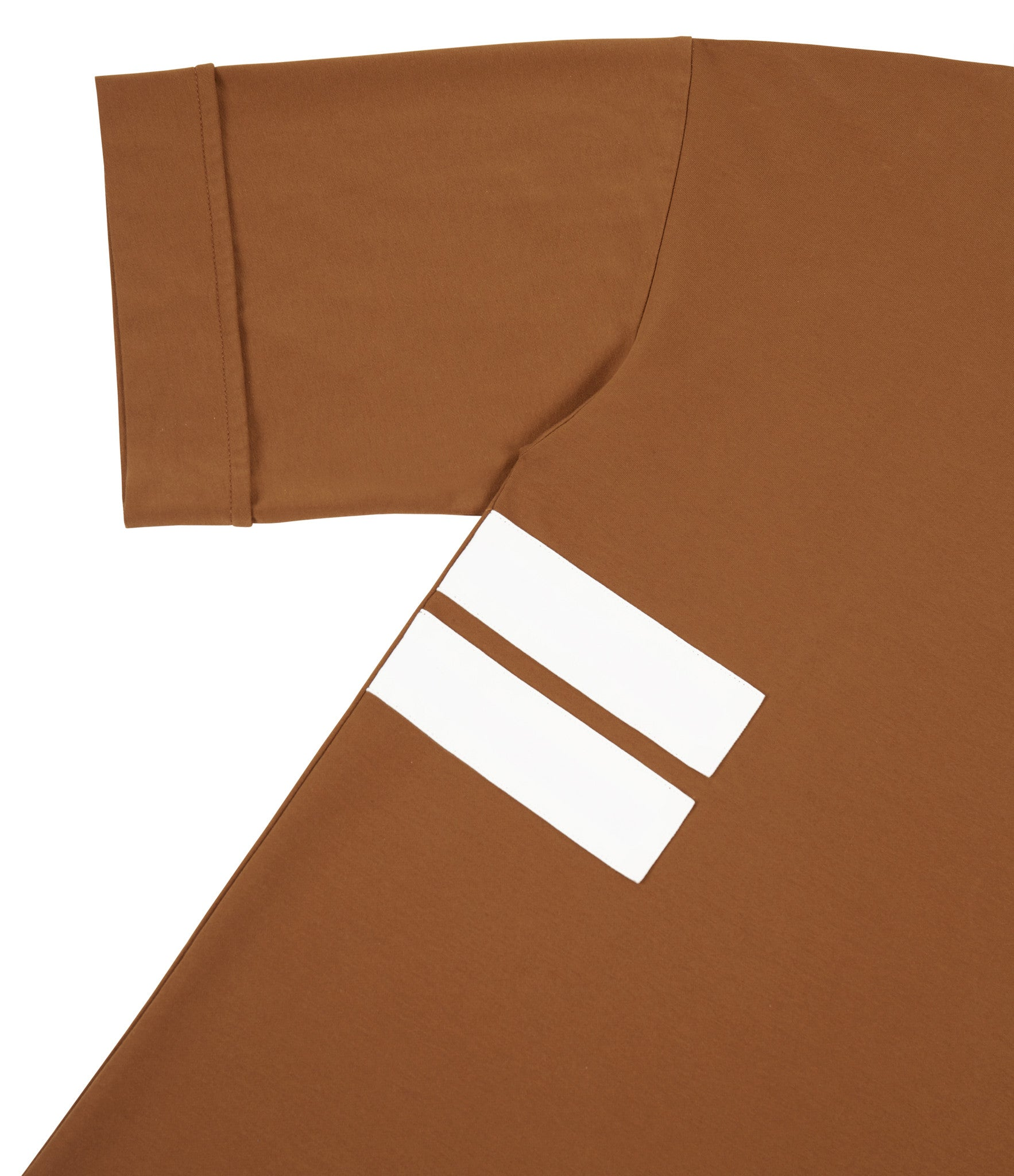 TS271 Oversized Tee - Cognac - underated london - underatedco - 3