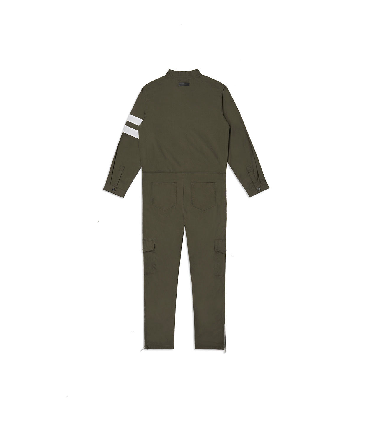 JS368 Boiler Suit - Khaki - underated london - underatedco - 8