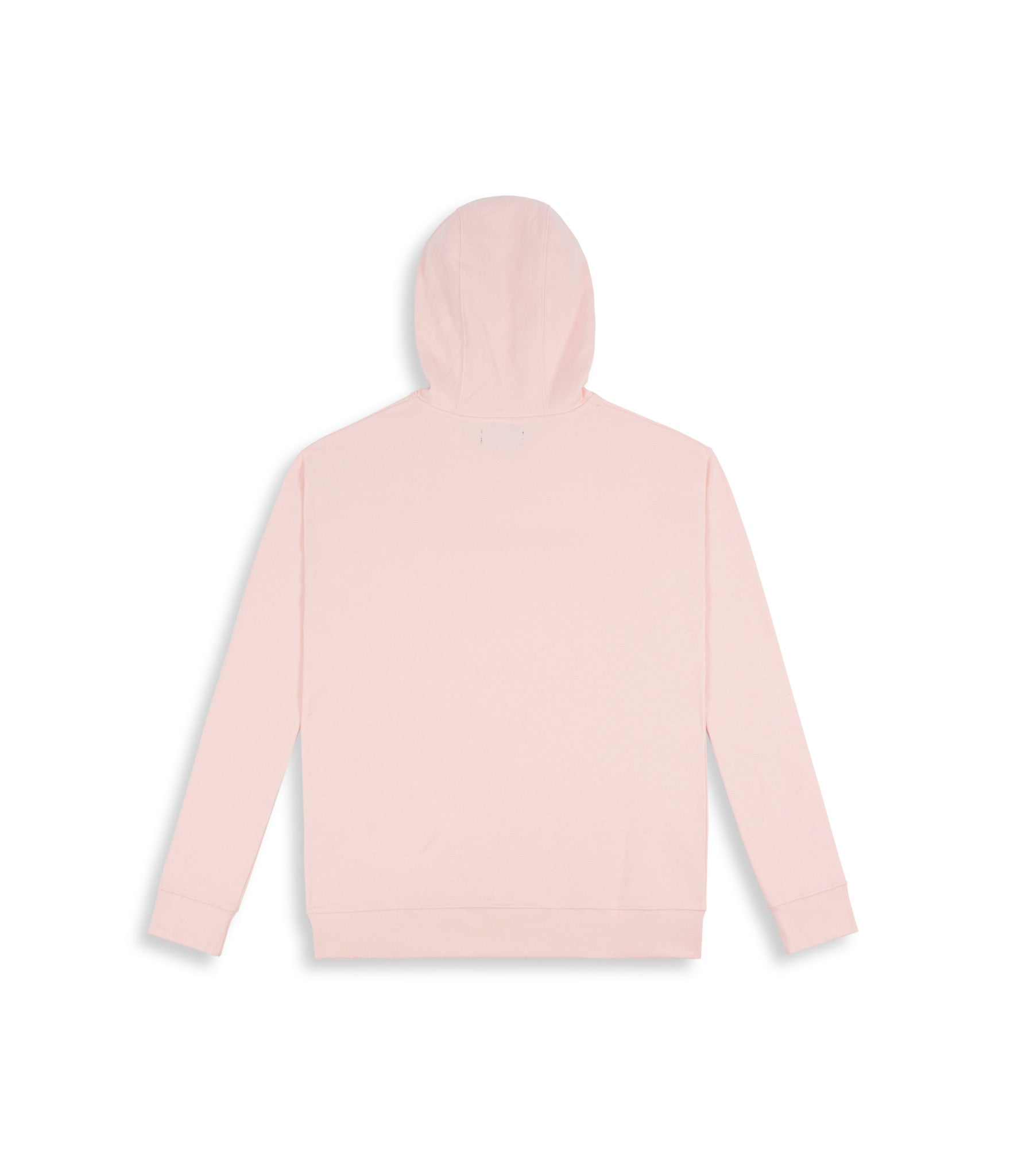 HD395 Essential Print Hoody - Pink - underated london - underatedco - 2