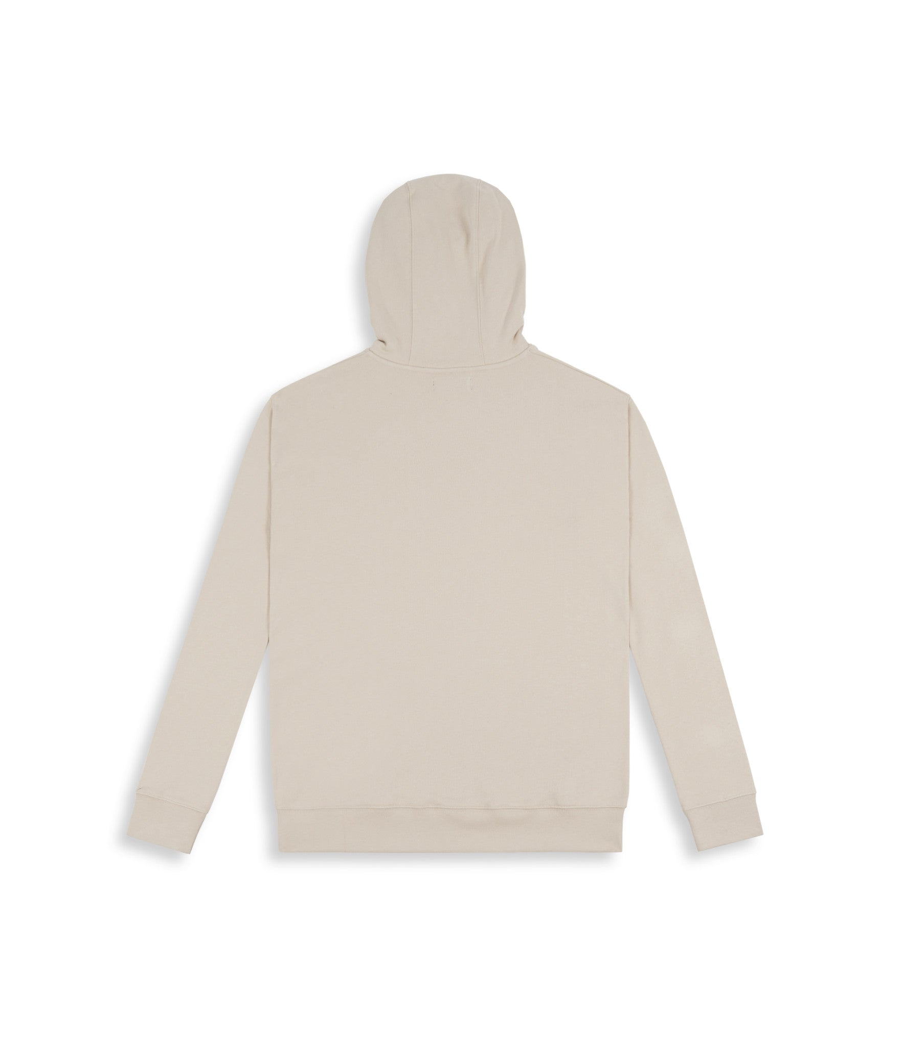 HD395 Essential Print Hoody - Nude - underated london - underatedco - 2