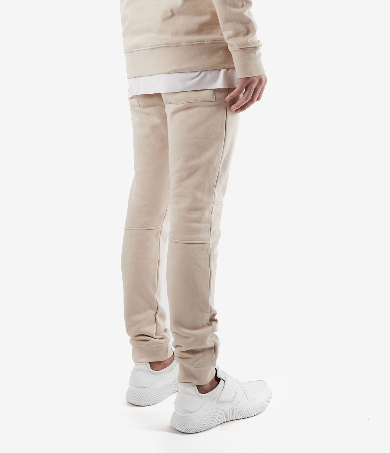 TR355 Essential Joggers - Sand - underated london - underatedco - 4