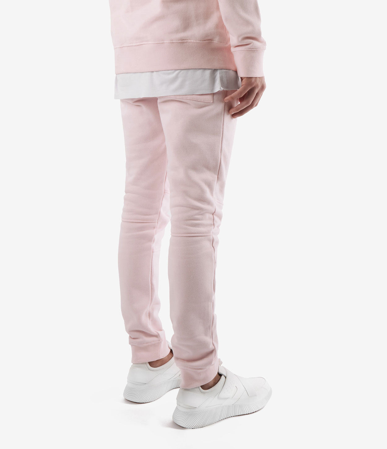 TR355 Essential Joggers - Pink - underated london - underatedco - 4