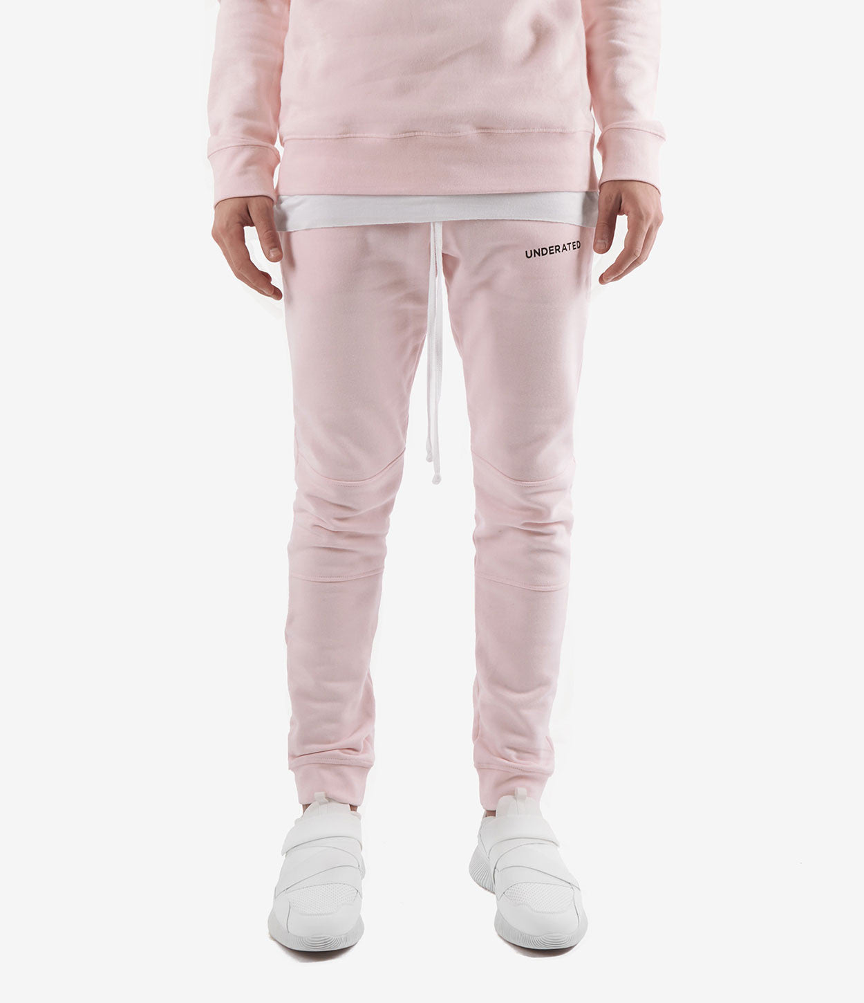 TR355 Essential Joggers - Pink - underated london - underatedco - 2