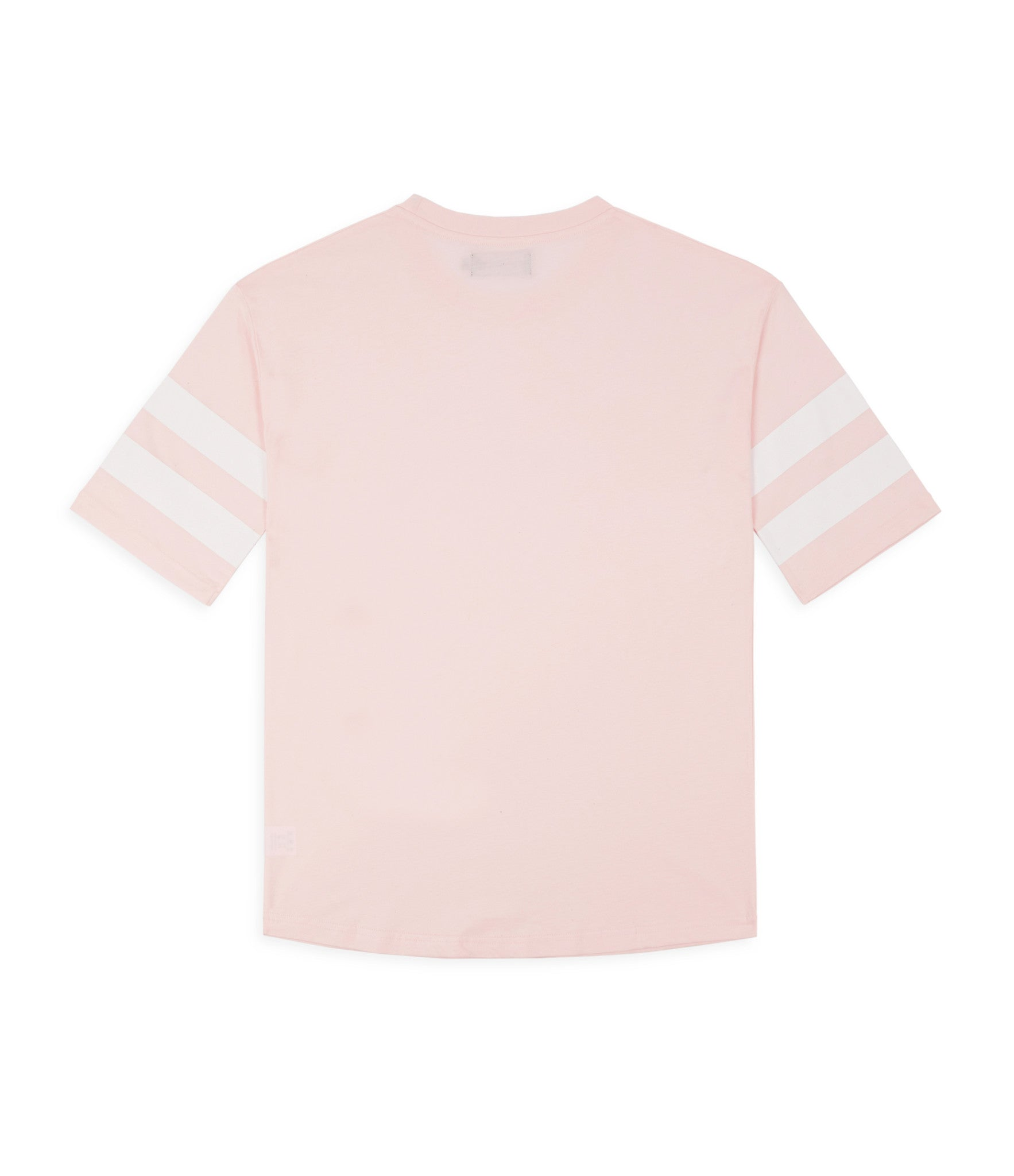 TS404 Print Tee - Pink - underated london - underatedco - 2