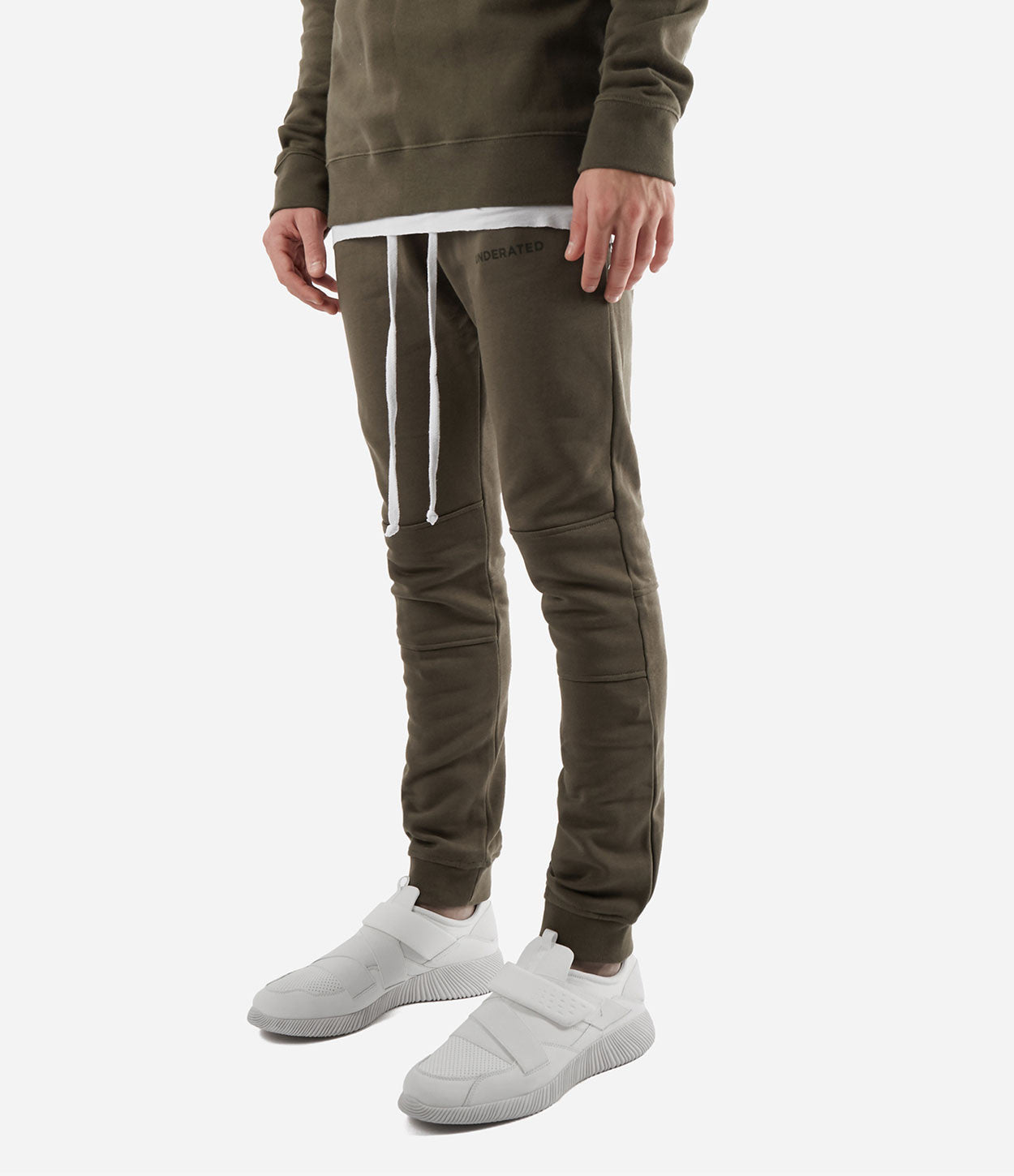 TR355 Essential Joggers - Khaki - underated london - underatedco - 3