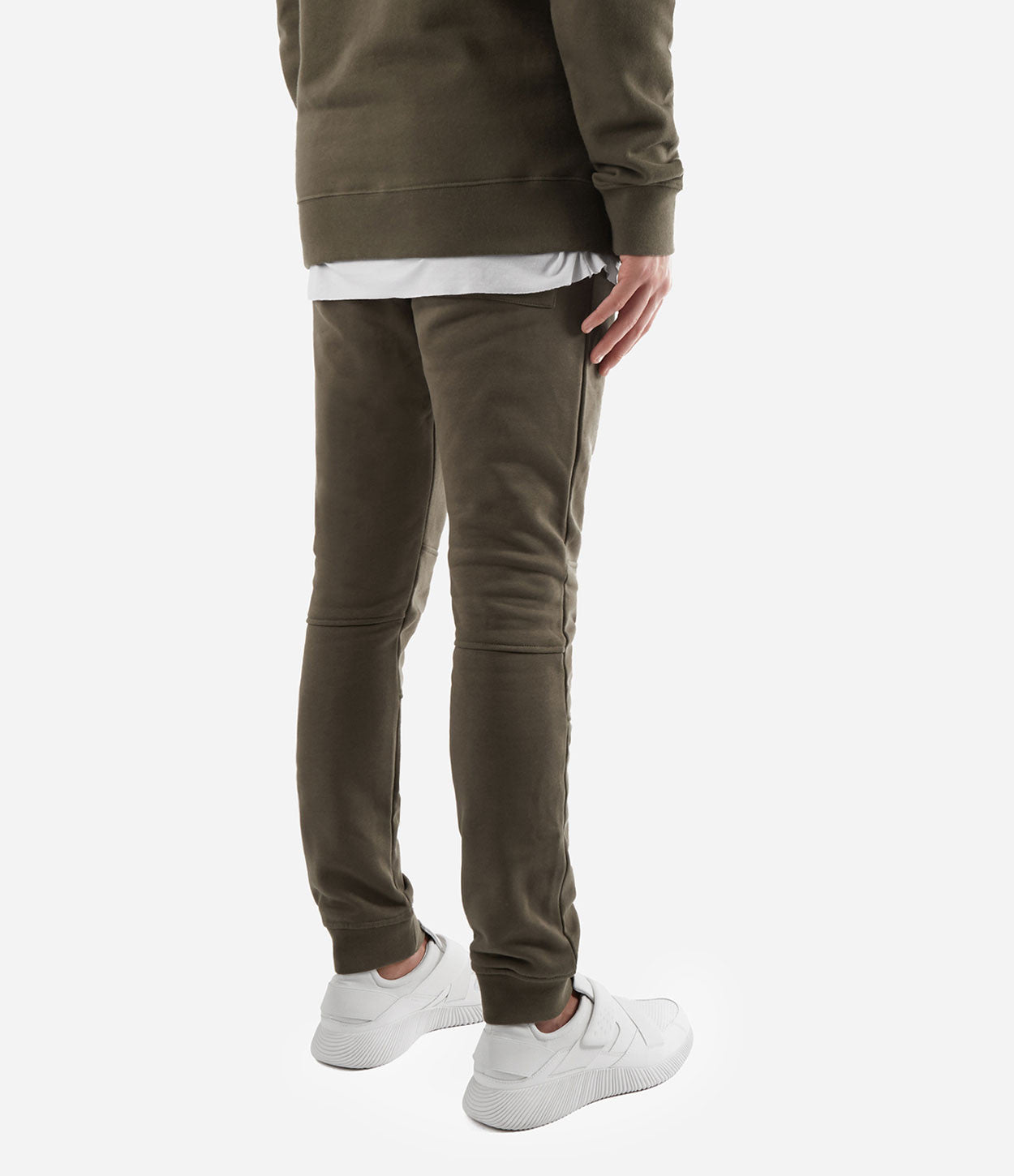 TR355 Essential Joggers - Khaki - underated london - underatedco - 4