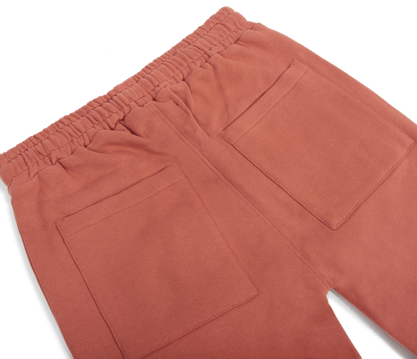 TR355 Essential Joggers - Rust - underated london - underatedco - 7