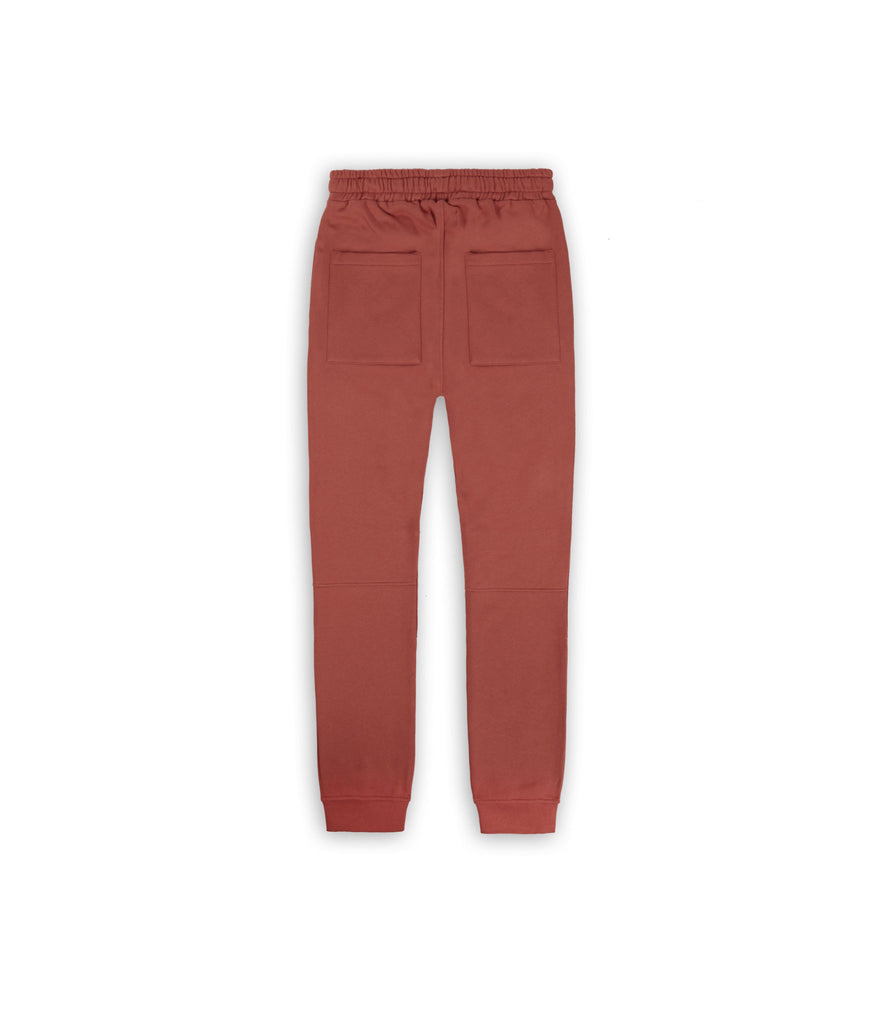 TR355 Essential Joggers - Rust - underated london - underatedco - 6