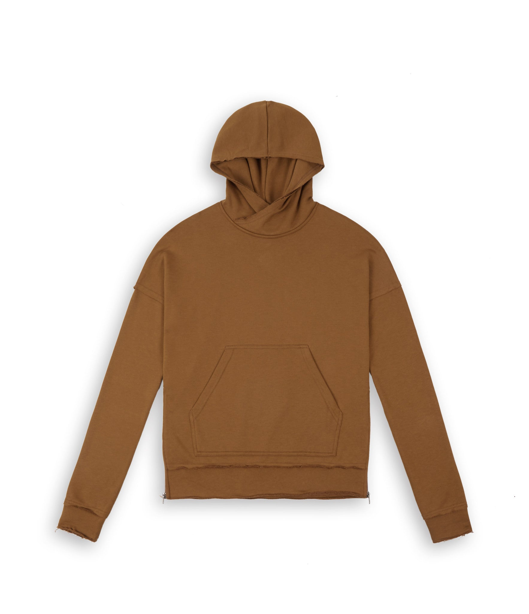 HD315 Exile Oversized Hoody - Clay - underated london - underatedco - 2