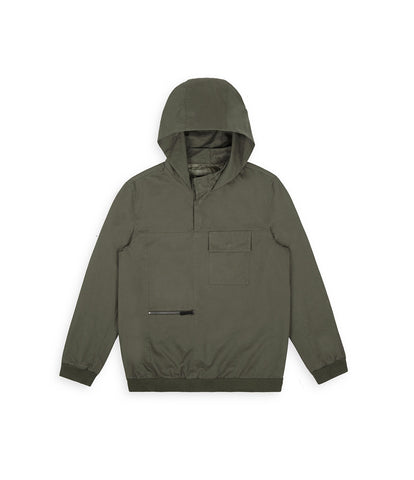 JK371 Overhead Jacket - Khaki - underated london - underatedco - 1