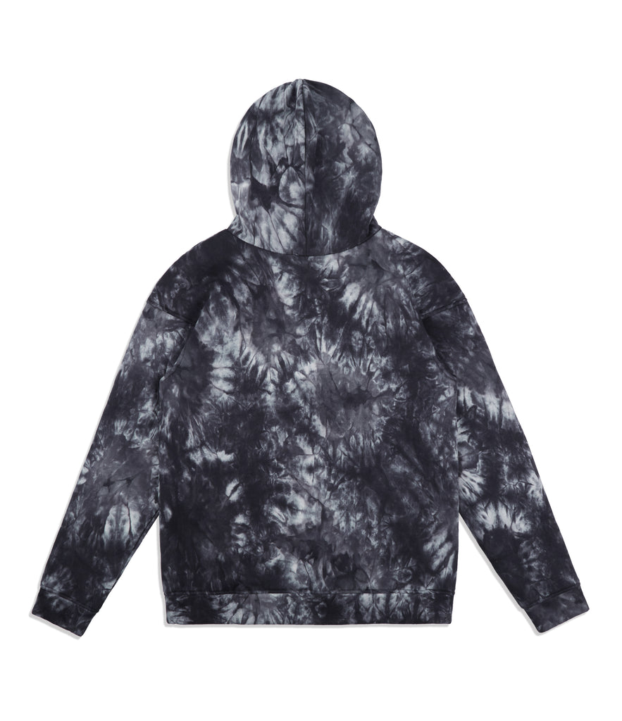 HD417 Oversized Hoody - Black - UNDERATED