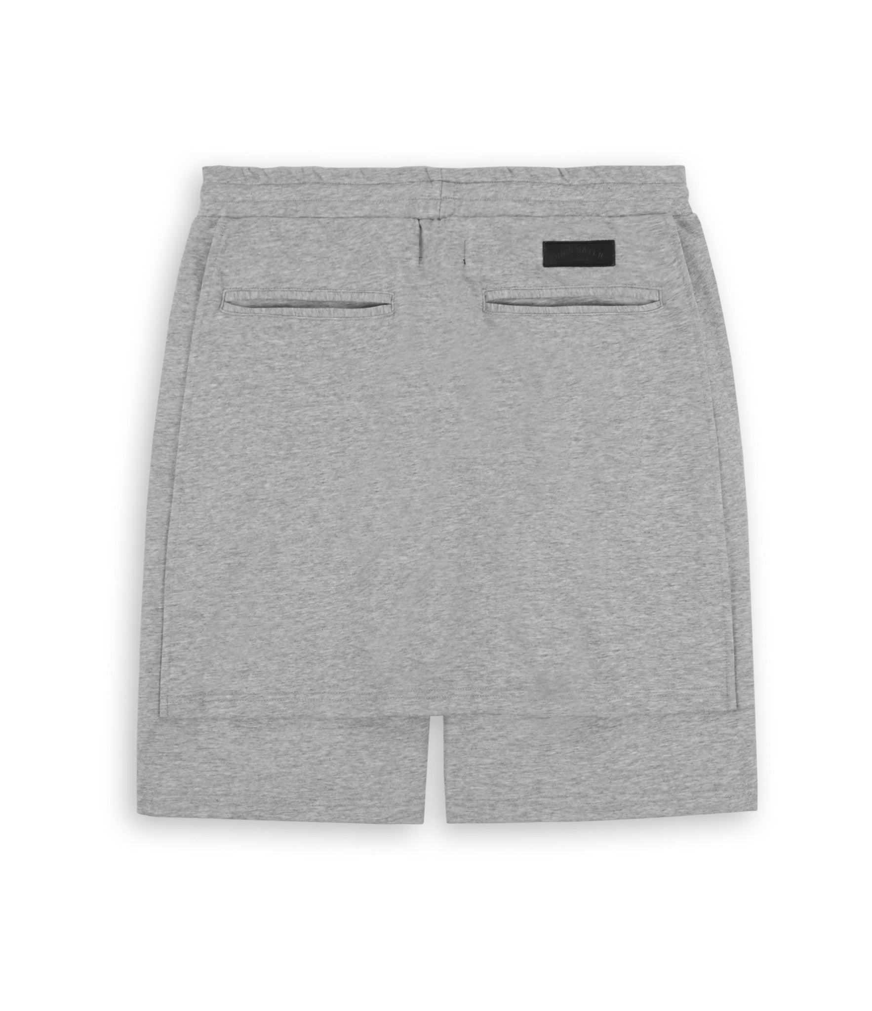 SR054 Layered Shorts - Grey - underated london - underatedco - 2