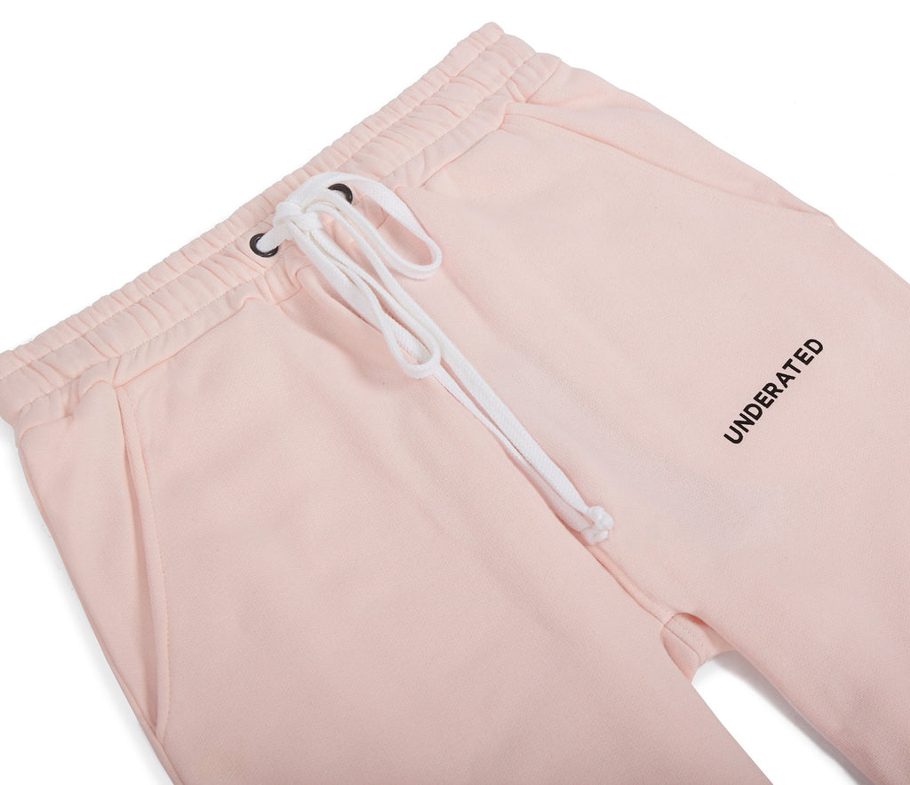 TR355 Essential Joggers - Pink - underated london - underatedco - 5