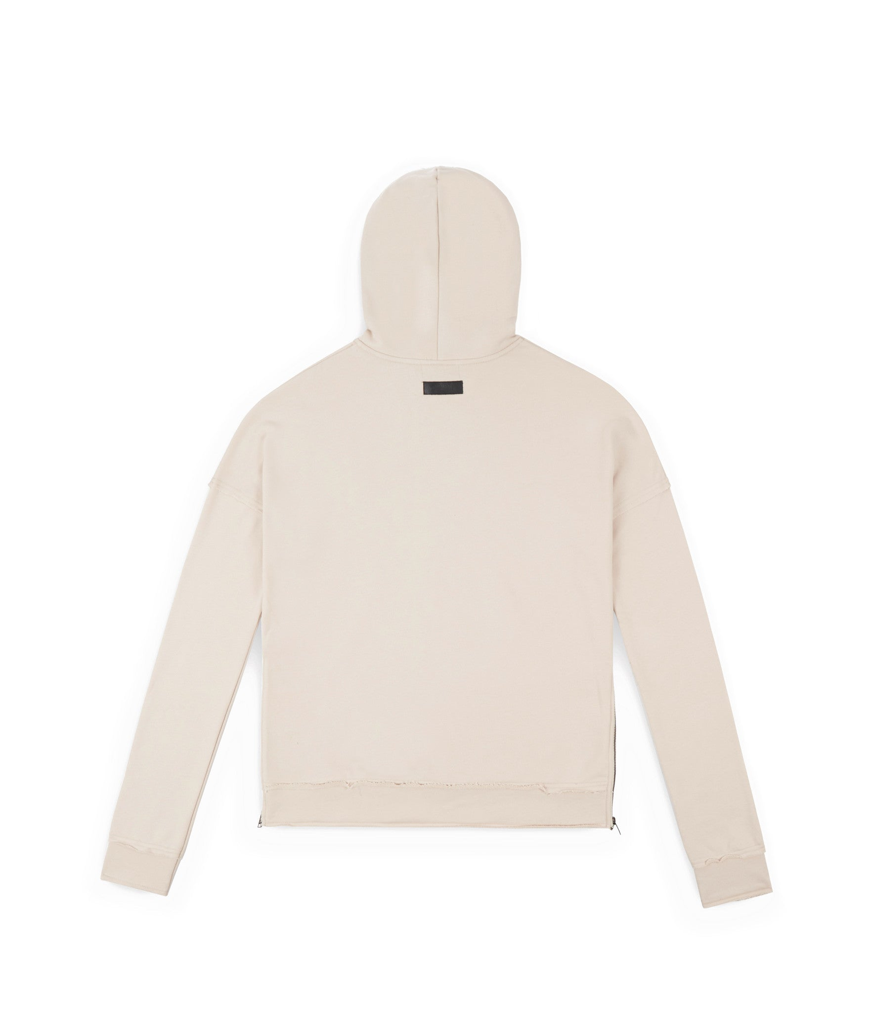 HD315 Exile Oversized Hoody - Sand - underated london - underatedco - 2