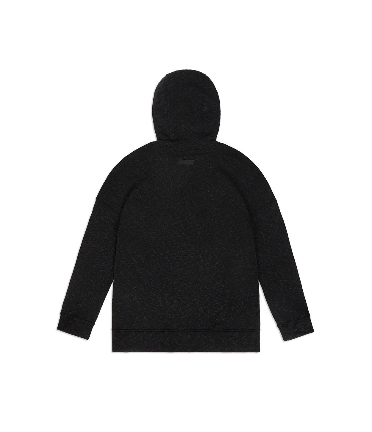 HD378 Oversized Knit Hoody - Charcoal/Black - underated london - underatedco - 1