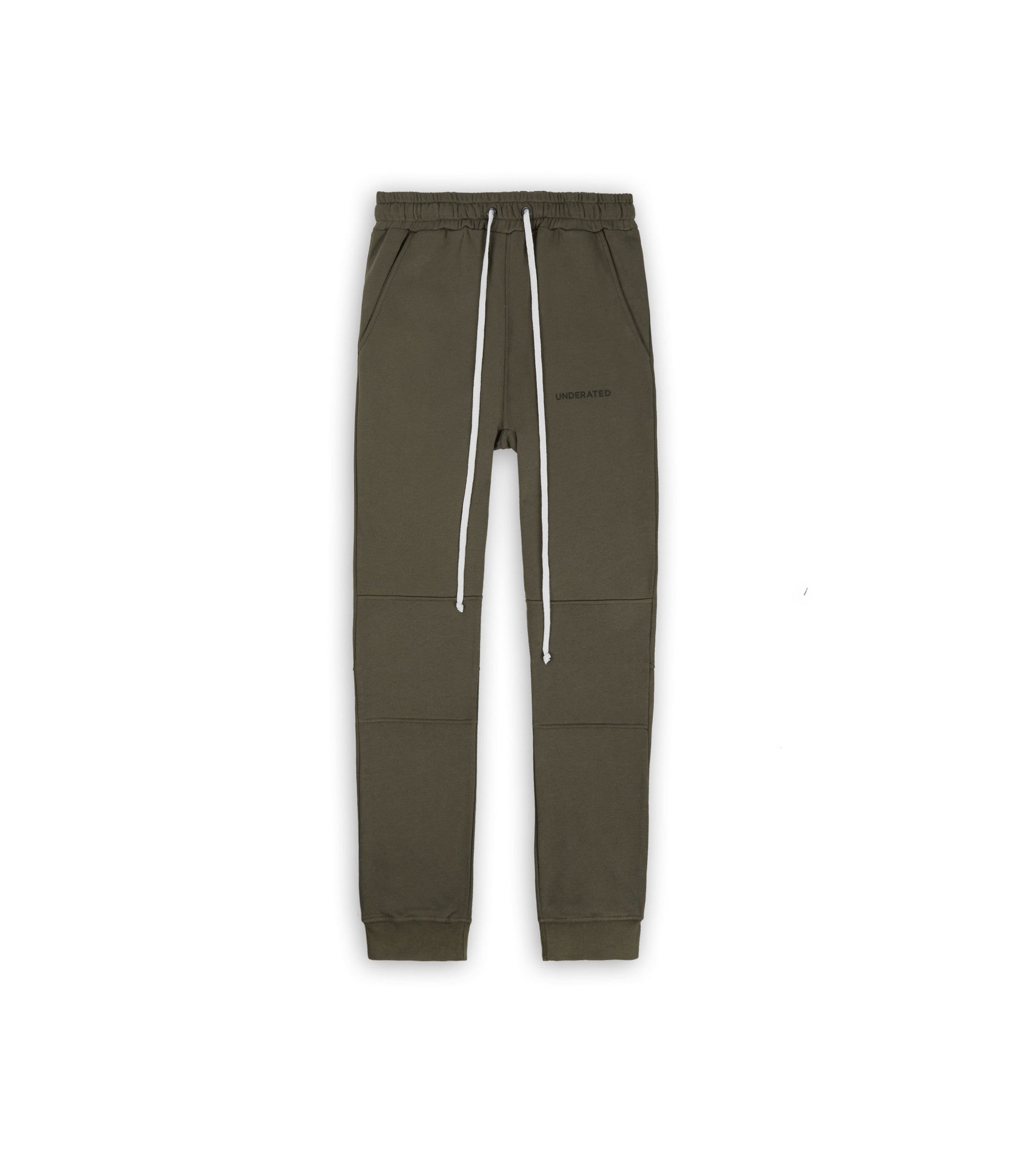 TR355 Essential Joggers - Khaki - underated london - underatedco - 1