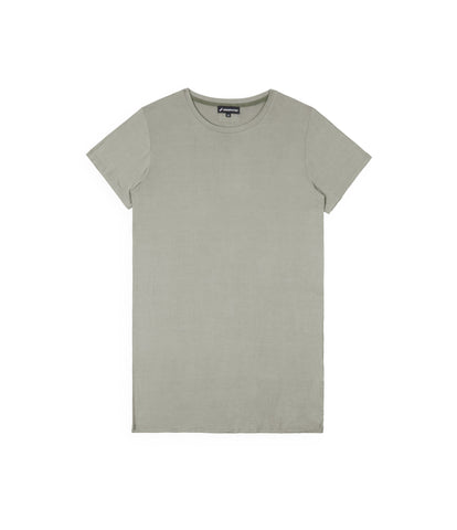 D10 Under Layer S/S Tee - Khaki - underated london - underatedco - 1