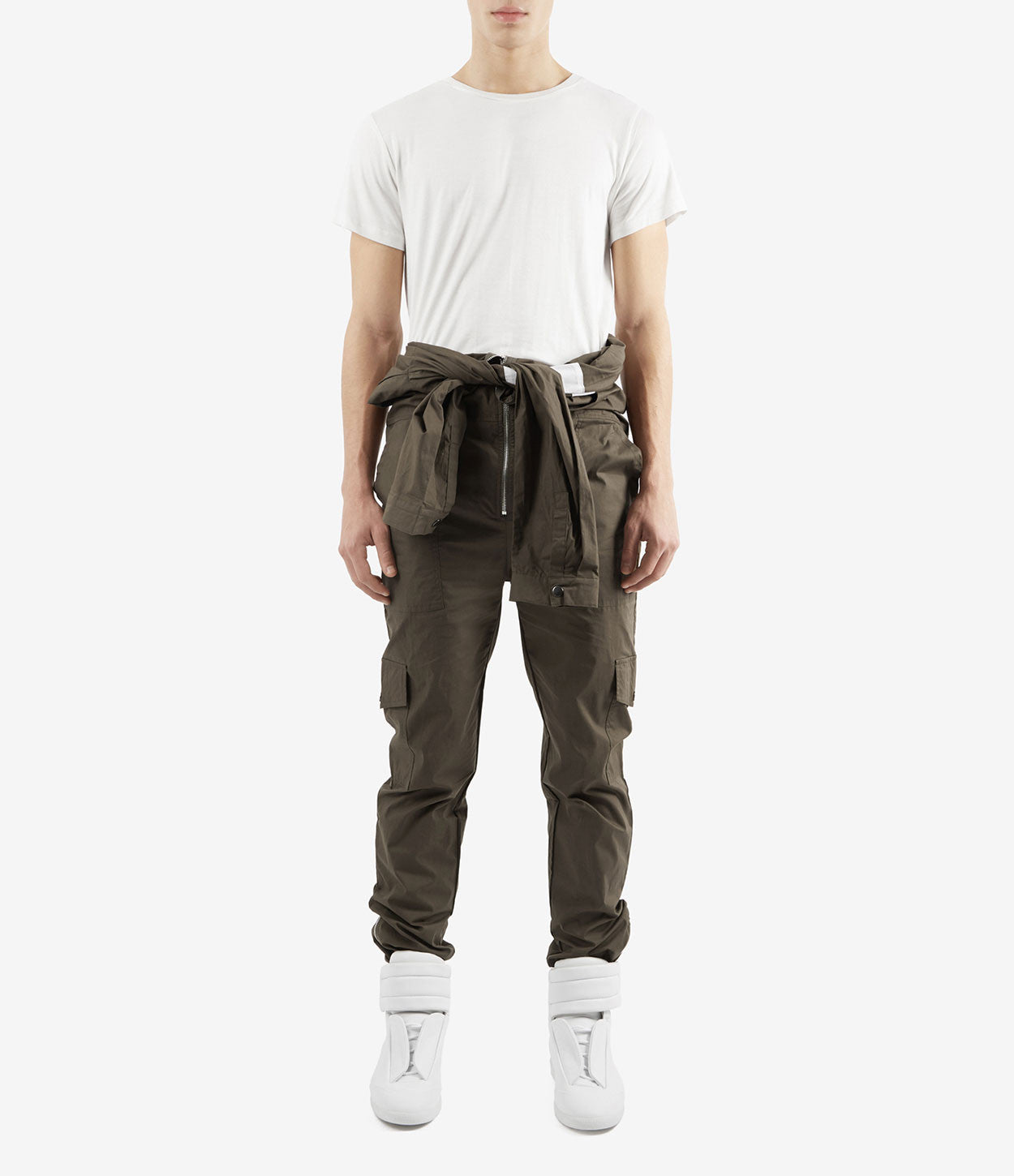 JS368 Boiler Suit - Khaki - underated london - underatedco - 3