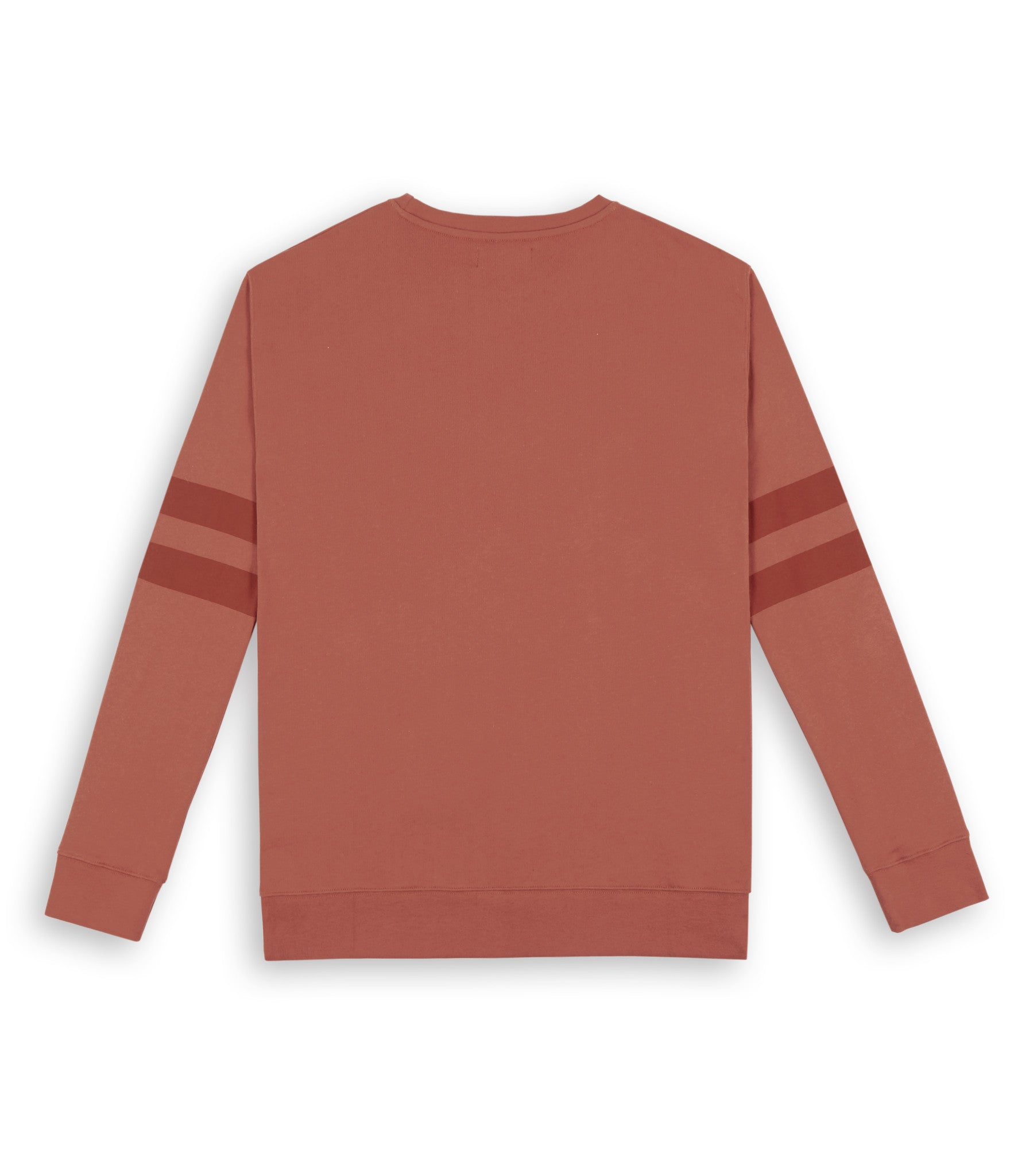 SW400 Tonal Print Sweatshirt - Rust - underated london - underatedco - 4