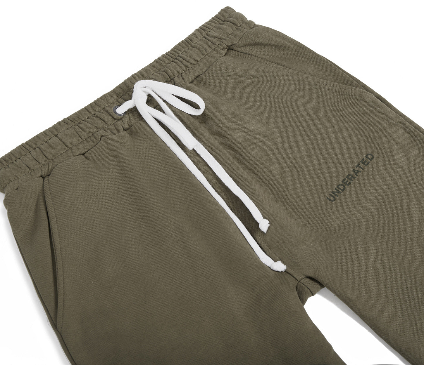 TR355 Essential Joggers - Khaki - underated london - underatedco - 5