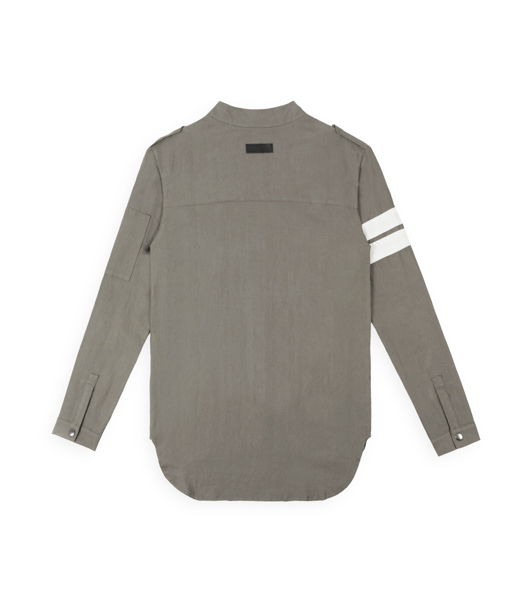 SH273 Exile Military Shirt - Khaki - underated london - underatedco - 5