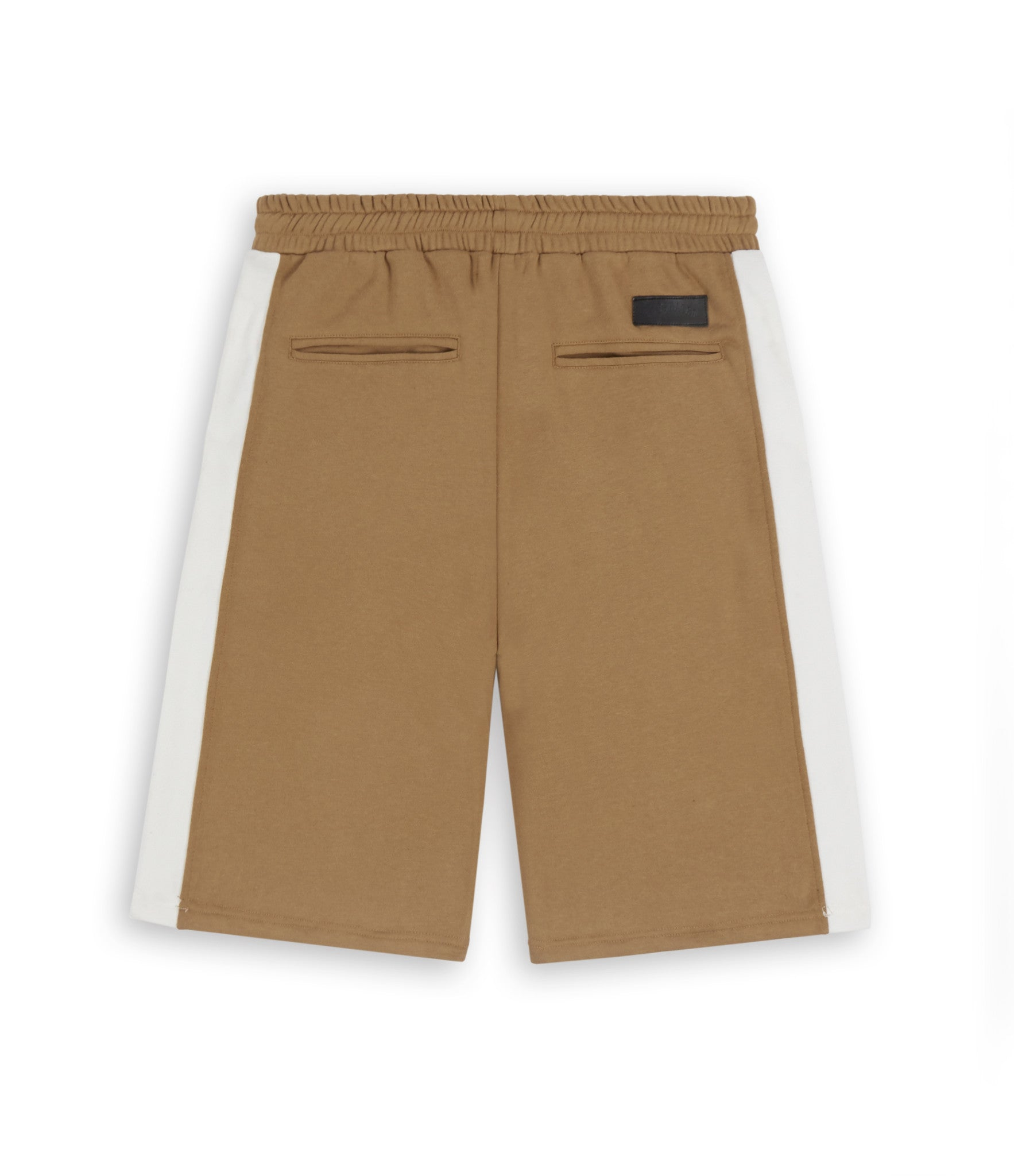 SR214 Stripe Shorts - Tan - underated london - underatedco - 2