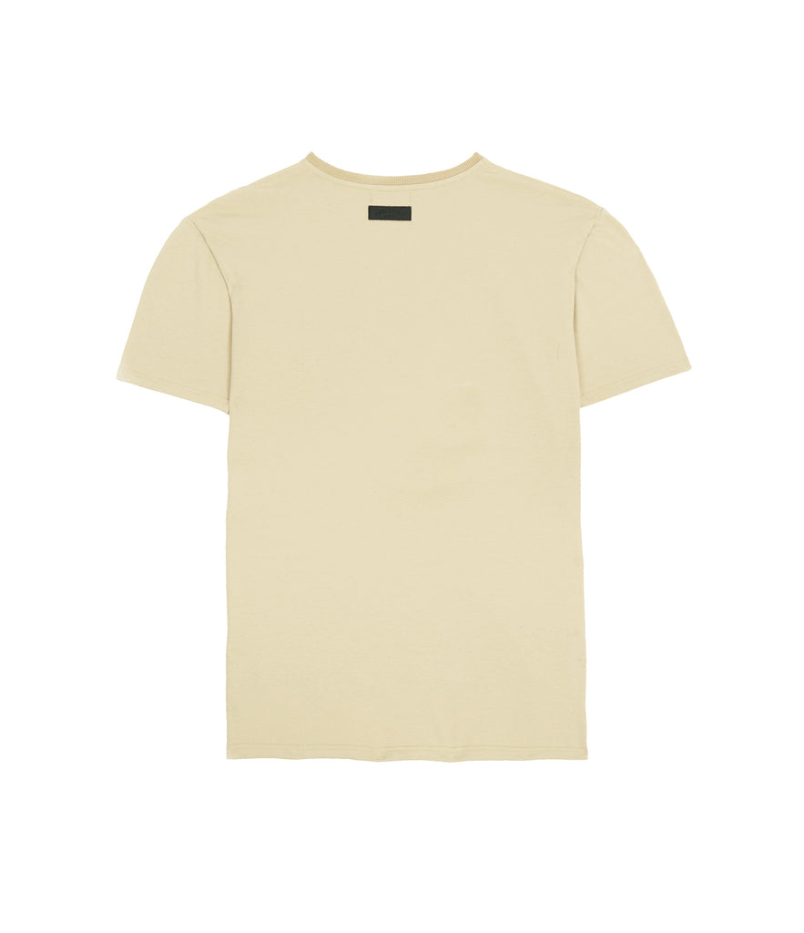 TS263 Drop Shoulder Oversized Tee - Beige - underated london - underatedco - 3