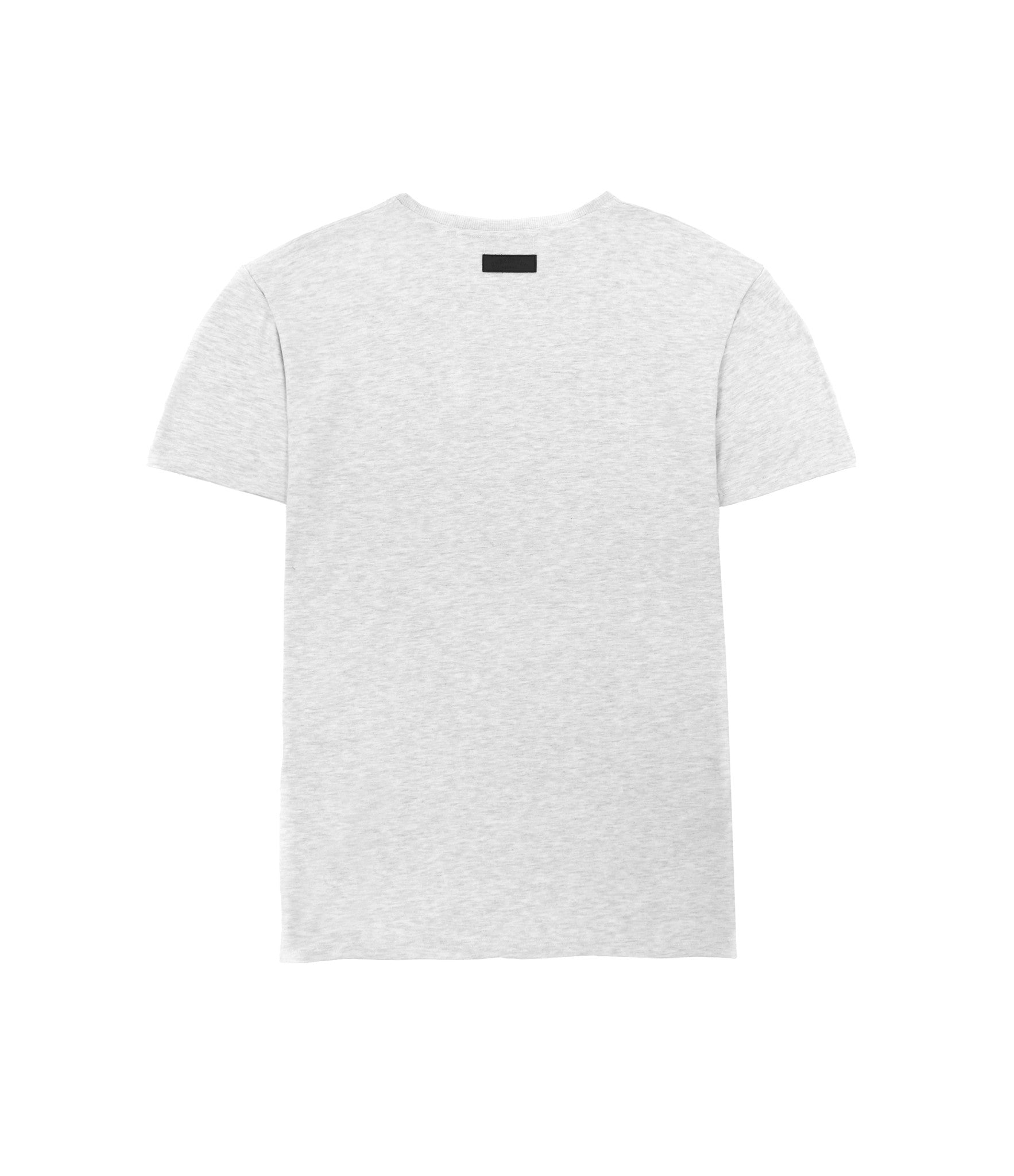 TS222 Drop Shoulder Utility Tee - Heather Grey - underated london - underatedco - 6