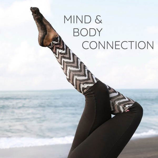 Create your dream life through mind body connection