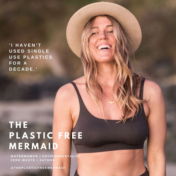 Join us this Plastic Free July