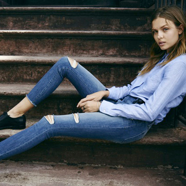Denim that dares to be different