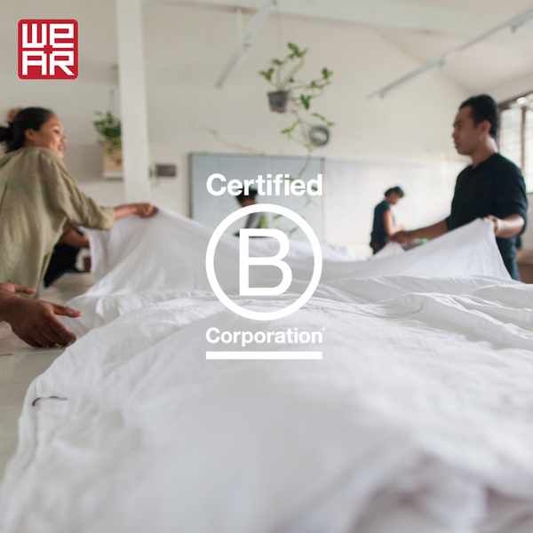 WE-AR Officially B Corp Certified!