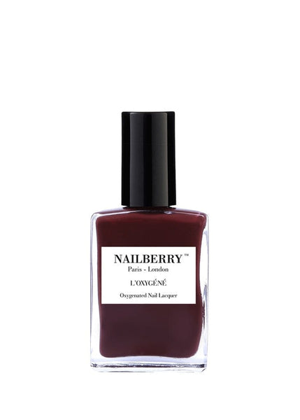 Nailberry Nail Polish - Dial M for Maroon