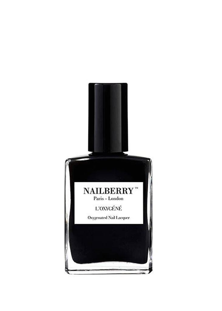 Nailberry Nail Polish - Black Berry