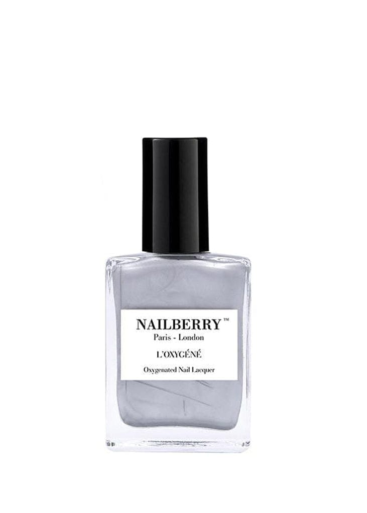 Nailberry Nail Polish - Silver Lining