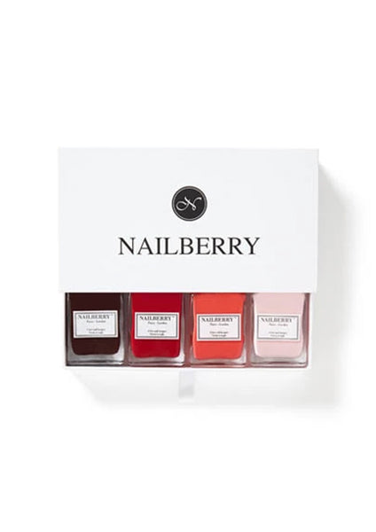 Nailberry Nail Polish - Gift Box (4)