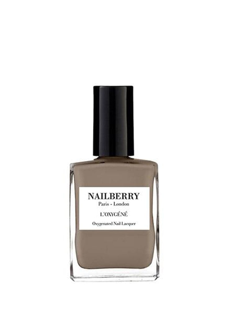 Nailberry Nail Polish - Mindful Grey