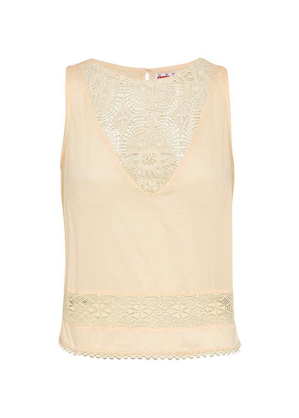 Communion Lace Top