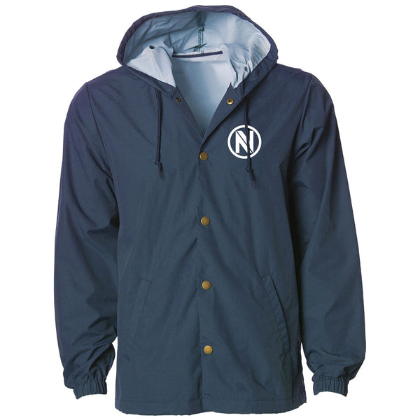 Team Envy Hooded Coaches Jacket