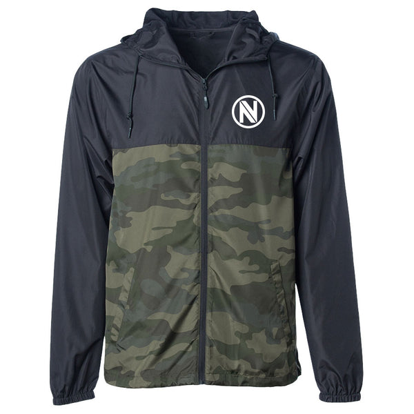 Team Envy Icon Heart Lightweight Windbreaker