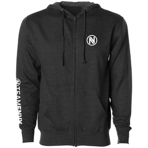 Team Envy Icon Heart Combo Zip Up Hoodie