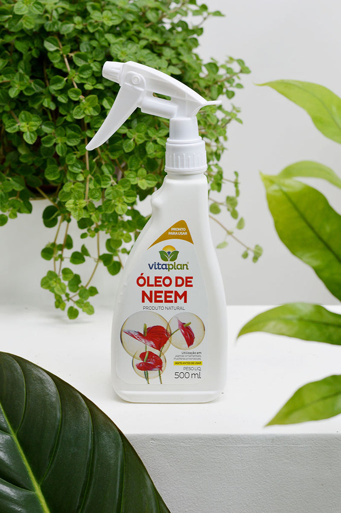 Inseticida Natural Óleo de Neem (500ml)