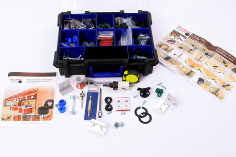 Tools, Accessories & Samples